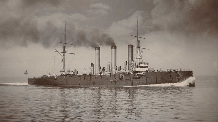 В Москве открывается выставка старинных фотоснимков Российского императорского флота