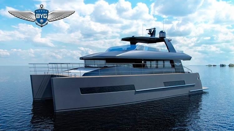 Baikal Yachts представила 16-метровый катамаран Baikal 16 CAT