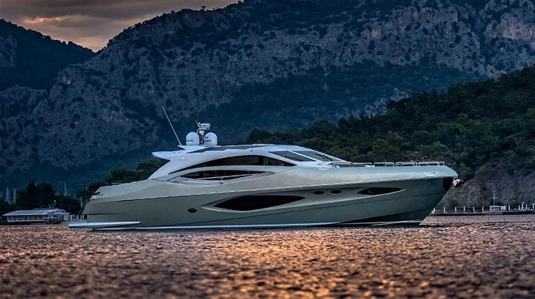 Numarine представит две новые яхты на Cannes Yachting Festival